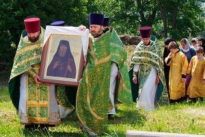 В день 170-летия со дня преставления в Болхове молитвенно почтили память преподо