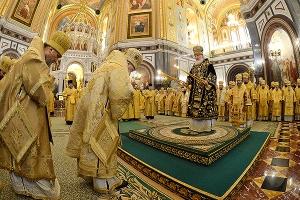 Архиереи Орловской митрополии приняли участие в торжествах по случаю седьмой год