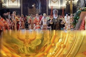 Митрополит Антоний принял участие в торжествах по случаю и тезоименитства Святе