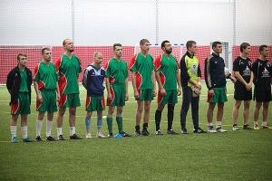 Молодежная футбольная команда Орловской митрополии приняла участие в «Кубке свят