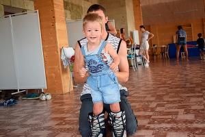 Орловская митрополия примет участие в марафоне помощи маленькому Ярославу Гезико