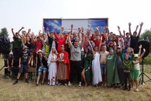 В Ливенской епархии в пятый раз прошел православный молодежный лагерь «Рождестве