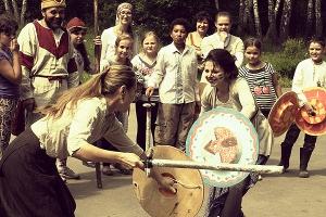 Детский православный лагерь по мотивам событий 11 века пройдет во Мценском район