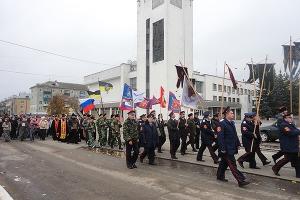 Во Мценске состоялся ежегодный Покровский крестный ход