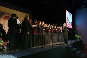 Орловский губернаторский камерный хор «ЛИК» отметил 25-летие