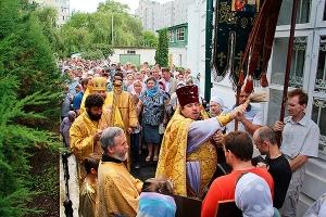 Николо-Песковский (Ильинский) храм Орла отметил престольный  праздник