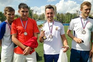 В Орле впервые прошел футбольный турнир на Кубок Орловской митрополии