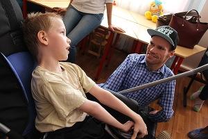 Волонтеры православных молодежных движений Орла посетили Глазуновский детский до