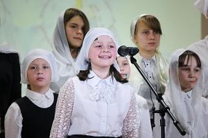 В Орле завершился V областной фестиваль учеников православных воскресных школ