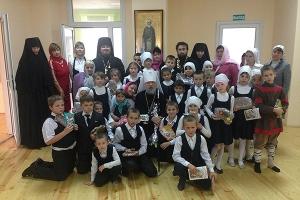 В Болхове освящен домовый храм гимназии-пансиона во имя преподобного Сергия Радо