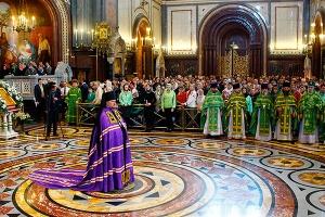 Хиротония архимандрита Алексия (Заночкина) во епископа Мценского. Фоторепортаж