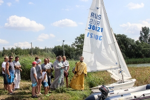 Всероссийскую регату «Регион 57» в Орле посвятили памяти святого адмирала Феодор