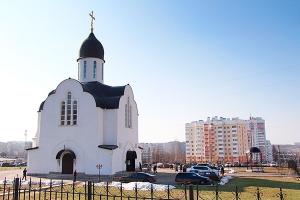 Храм блаженной Матроны Московской в Северном районе отметил престольный праздник
