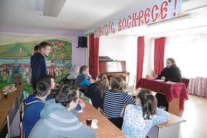 Во Мценске учреждено молодежное православное движение «Добрые сердца»
