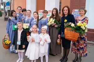 Православная молодежь Орловской митрополии отмечает Международный день доброволь