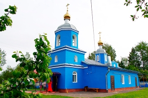 Архипастырский визит в Шаблыкино. Фоторепортаж