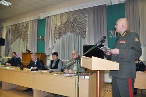 В Орловской областной библиотеке им И.А. Бунина состоялась презентация сборника