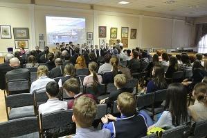 В Орле открылась выставка православной книги.