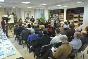 В библиотеке имени И.А. Бунина прошло мероприятие, посвященное дню Георгиевских