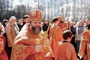 День Ангела благочинного Орловского округа протоиерея Александра Прищепы