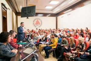 Владимир Легойда: Мы должны делиться с молодежью своими ценностями, а не поучать