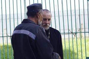 Священник-помощник руководителя регионального УФСИН проинспектировал исправитель