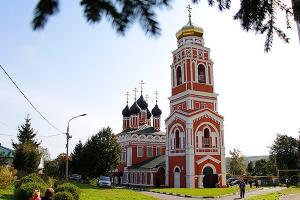 Праздник Рождества Богородицы в Болхове отметили архиерейскими богослужениями и