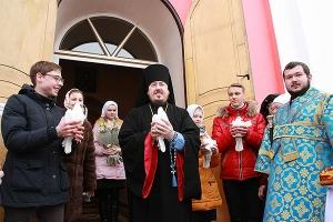 В Ливенской епархии отметили День православной молодежи