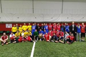 Команда Орловской епархии заняла 3 место на международном футбольном «Кубке Свят