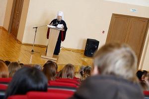 На VI областных Рождественских чтениях обсудили уроки столетия