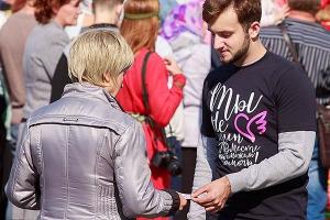 Православные волонтеры подключились к акции в поддержку создания выездной службы