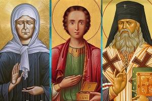 Орловчане смогут поклониться почитаемым иконам святых врачей