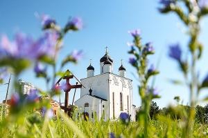 Архиерейская литургия в день памяти преподобного Сергия Радонежского. Фоторепорт