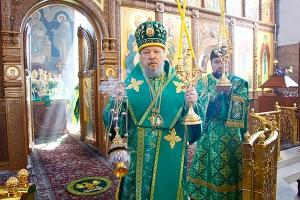 «Преподобный Сергий Радонежский — духовный просветитель всей Руси» — митрополит