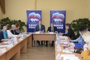 Представитель Орловской митрополии принял участие в обсуждении темы бэби-боксов