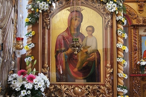 Приход Воскресенского храма отметит праздник почитаемой иконы «Скоропослушница»