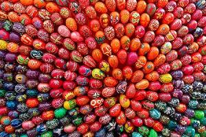 В праздник Воскресения Христова в Болхове пройдет праздник «Пасхальное дерево»