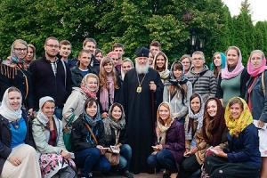 Обращение Патриарха Московского и всея Руси Кирилла по случаю празднования Дня православной молодежи