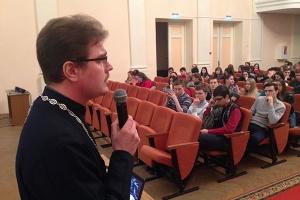 Студентам РАНХиГС представили православные волонтерские проекты