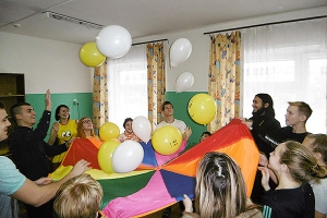 Православная молодежь навестила детей-пациентов Мценской ЦРБ