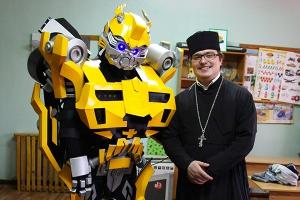 Священник Дионисий Костомаров: «У нас нет проигравших, все — победители»