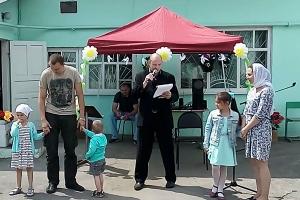 В орловском Троицком храме прошёл православный семейный праздник