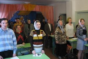 Церковные курсы при Свято-Троицком архиерейском подворье