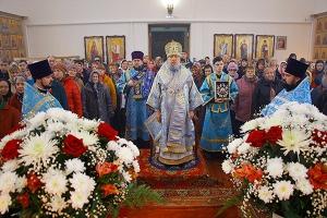 В годы смут и трудные времена наш народ спасало обращение к Богу — митрополит Ан