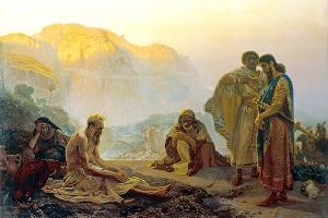 Слово о вечном. Праведный Иов Многострадальный