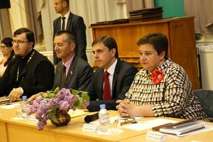 Священник Орловской епархии принял участие в празднике «Орловская книга»