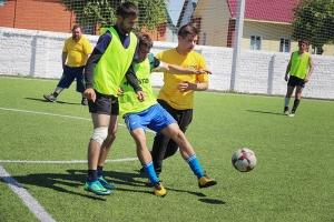 В Ливнах прошли соревнования по мини-футболу на Кубок Ливенской епархии