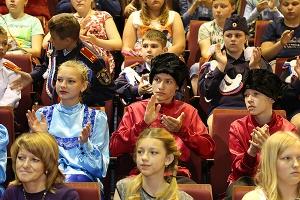 В Орле состоялся первый региональный форум казачьей и православной молодежи