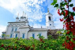 Престольный праздник мценского Петропавловского храма. Фоторепортаж