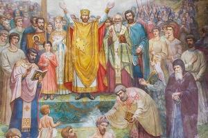 Послание Патриарха Московского и всея Руси и Священного Синода в связи с 1030-летием Крещения Руси
